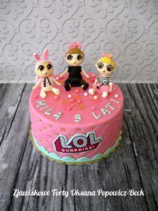 Tort z L.O.L. Suprise